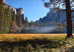 Photo: North Dome faces mate in Indian lore, Half Dome #2767