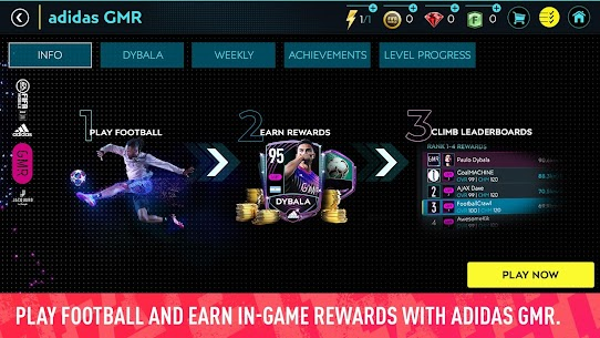 "Download FIFA Soccer: FIFA World Cup ""FIFA Mobile 2020"" football game for Android 3"