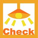 Proper illumination Checker icon