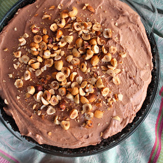 Chocolate-hazelnut Icebox Pie