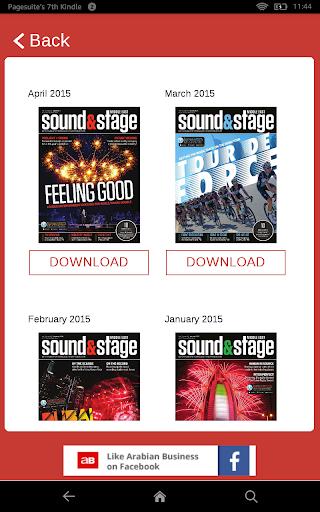 玩商業App|Sound & Stage ME免費|APP試玩