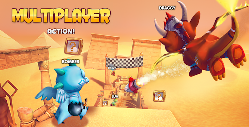 Dragon Land APK screenshot thumbnail 5