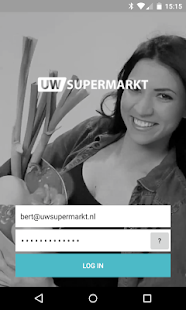 Uwsupermarkt- screenshot thumbnail