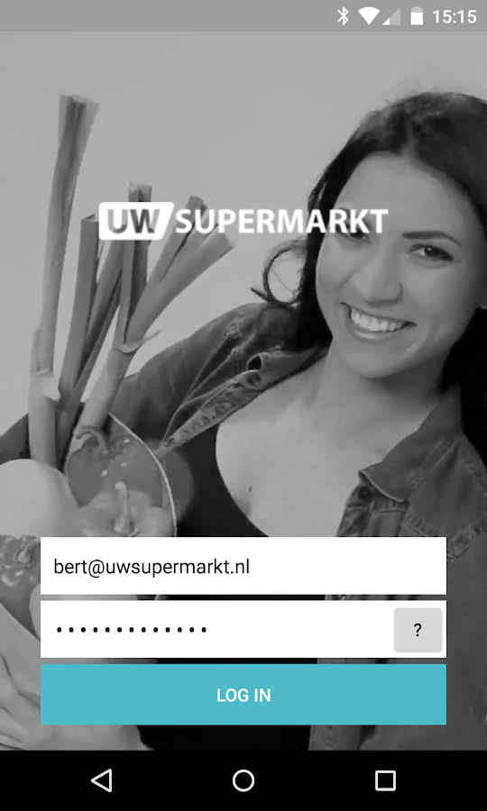 Uwsupermarkt- screenshot