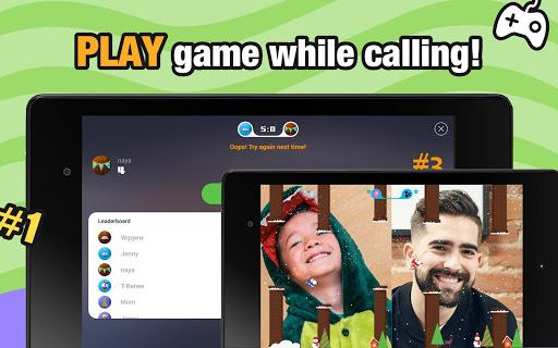 JusTalk Kids - Safe Video Chat and Messenger 0.9.13 screenshots 7