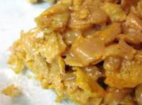 Mock Peanut Brittle Recipe