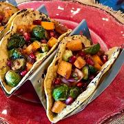 Veggie Taco  (3 pc)