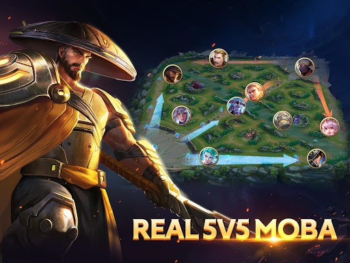 Arena of Valor: Arena 5v5  trampa 7