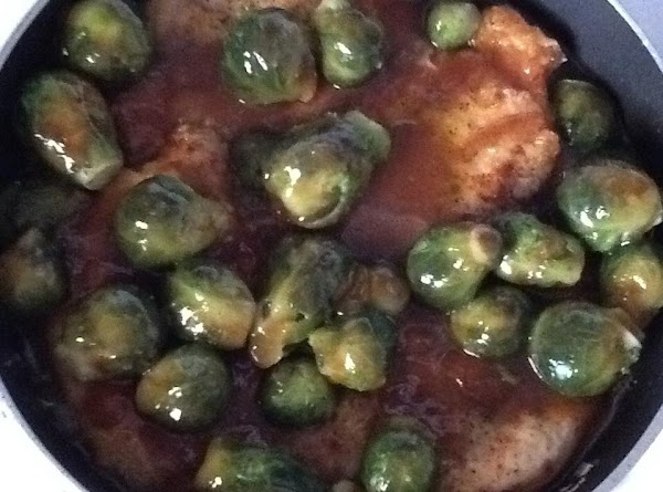 Pork Chops And Brussel Sprouts Recipe