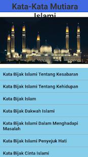Kata Kata Mutiara Islami Apps On Google Play