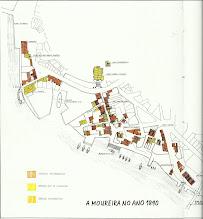Photo: Plano  I A Moureira de Arriba en 1890