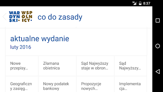 Wardyński+- screenshot thumbnail