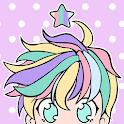 Pastel Boy : Dress Up Game icon