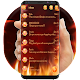 Fire SMS Theme APK