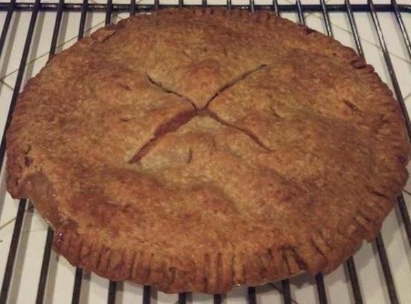 Pear & Pineapple Pie Recipe