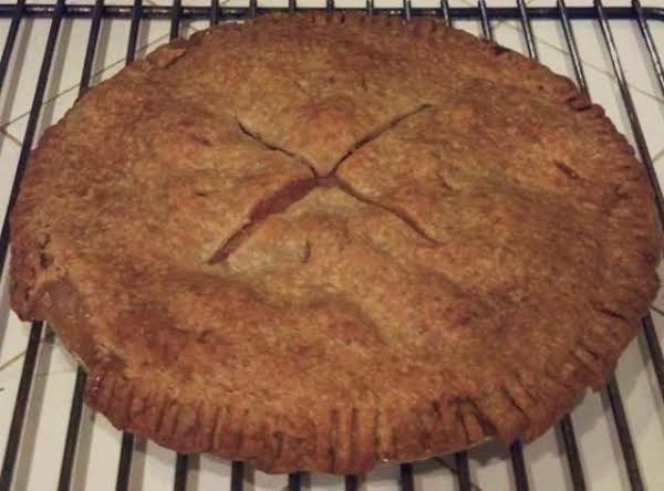 Pear & Pineapple Pie Recipe