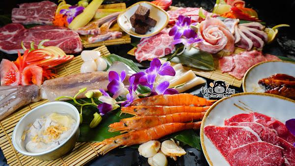 燒肉吃到飽,精緻吃到飽,前金區燒肉火鍋吃到飽推薦-野村日式燒肉