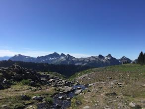 Photo: Tatoosh Mountains