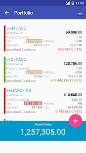My Indian Stock Market - náhled