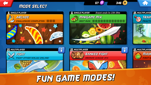 Fruit Ninja 2 - Fun Action Games apktreat screenshots 2
