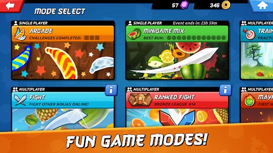 Fruit Ninja 2 Fun Action Games 1.56.3 Mod (Unlimited Gems Coins) 3