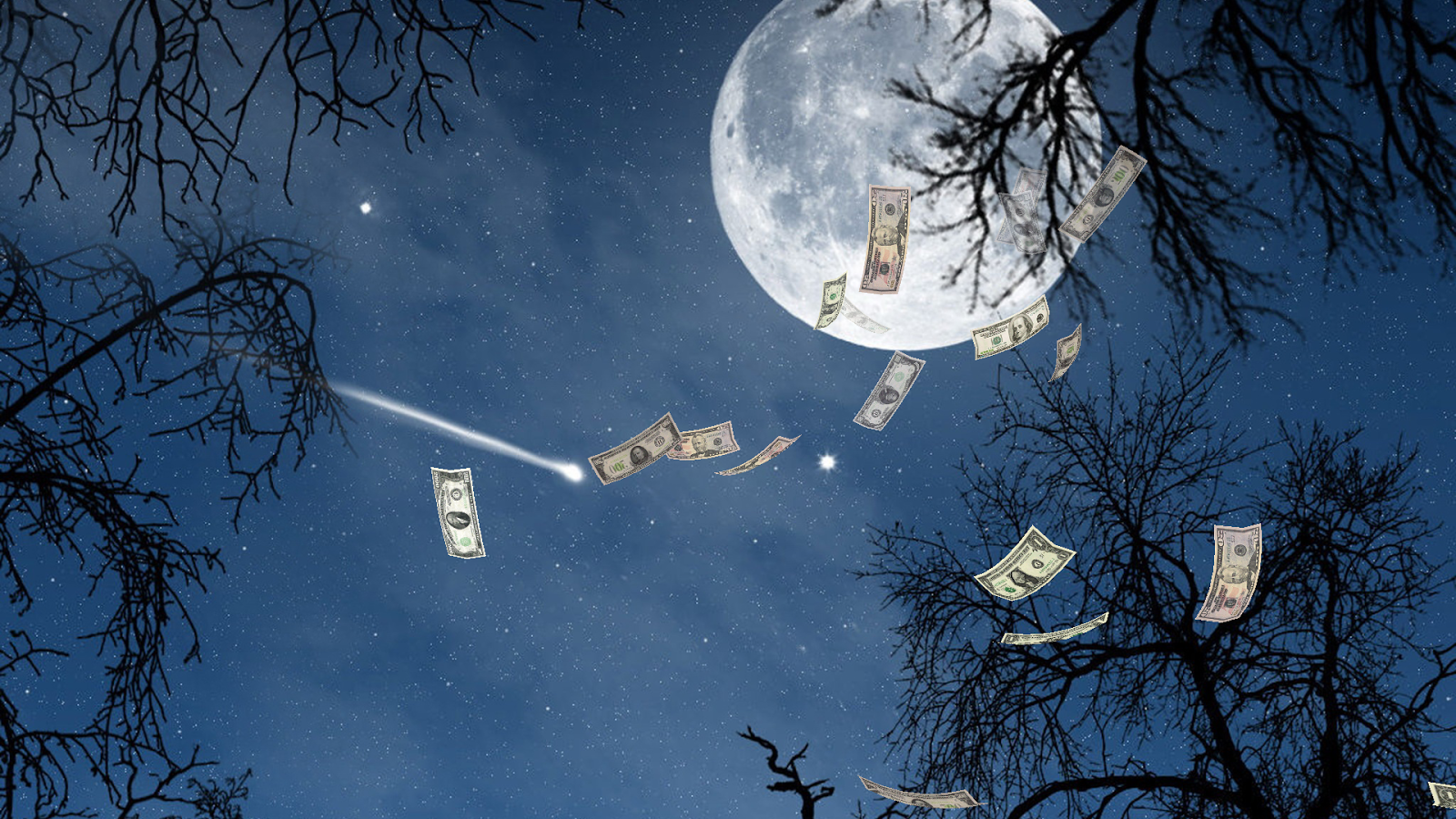Falling Leaves Live Wallpaper Apps Android Falling Money 3d Live Wallpaper Android Apps On Google Play