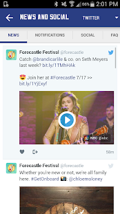 Forecastle Festival- screenshot thumbnail