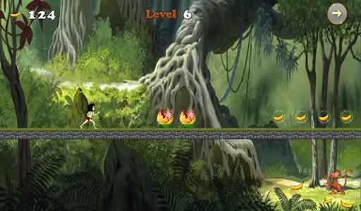 Jungle Tarzan Runner World