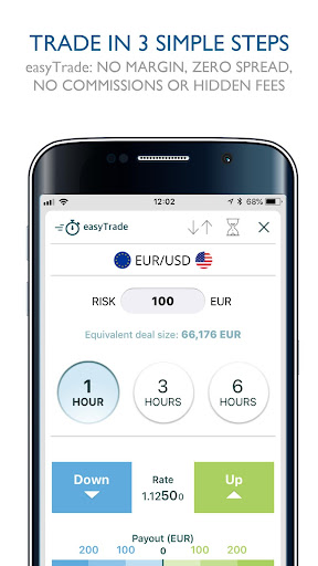 easyMarkets:  Trade Forex, Bitcoin, Oil and Shares 1.20.11 Screenshots 4