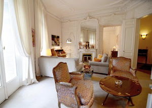 Haussmann Palace  a three bedroom jewel