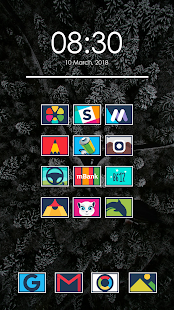 Birin - Icon Pack Screenshot