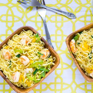 Eat Ramen Noodles Like An African.