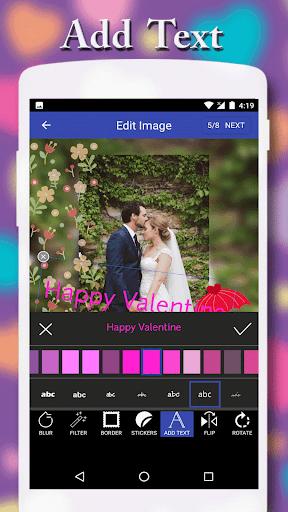 Love Video Maker 2017 1.0.6 screenshots 5