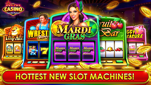 Online Casino - Vegas Slots Machines 5.0.0 screenshots 1