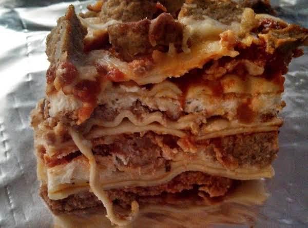 Flame's Famous Lasagna