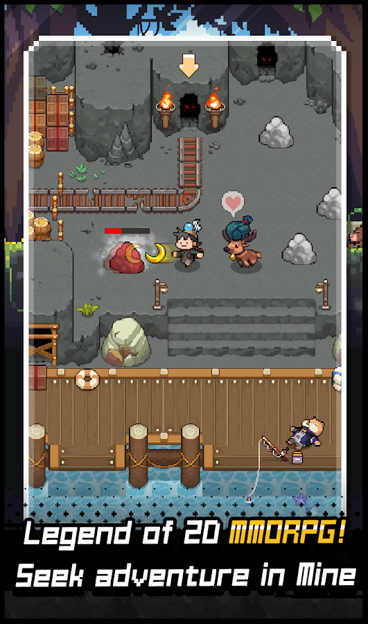 2d rpg games for android