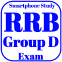 RRB Group D Exam Mock Tests or Practice Sets App icon
