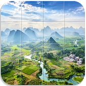 Natural Mountains Puzzle