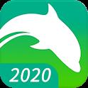 Dolphin Browser - Fast, Private & Adblock🐬 icon