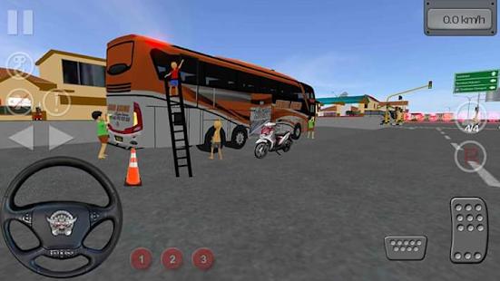 Bus IDBS 3D Simulator - náhled
