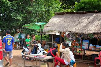 Photo: Laos Reisen, Markt Khong Island