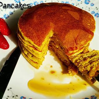 Single Serve Wheat Pancake