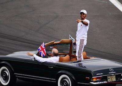 """Hamilton champion du monde pour la cinquième fois: """"Surréaliste"""""""