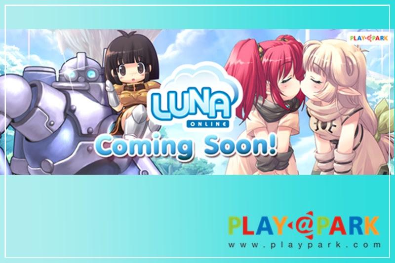 [Luna Online] คืนชีพกับ PLAYPARK!