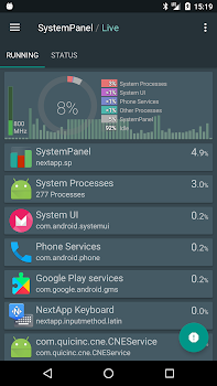 SystemPanel 2