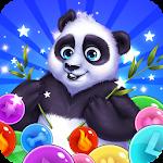 panda rescue bubble Icon