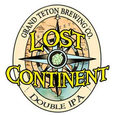 Logo of Grand Teton Lost Continent Double IPA