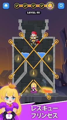 Hero Rescue - ヒーローレスキュー - プリンセスを救出のおすすめ画像3