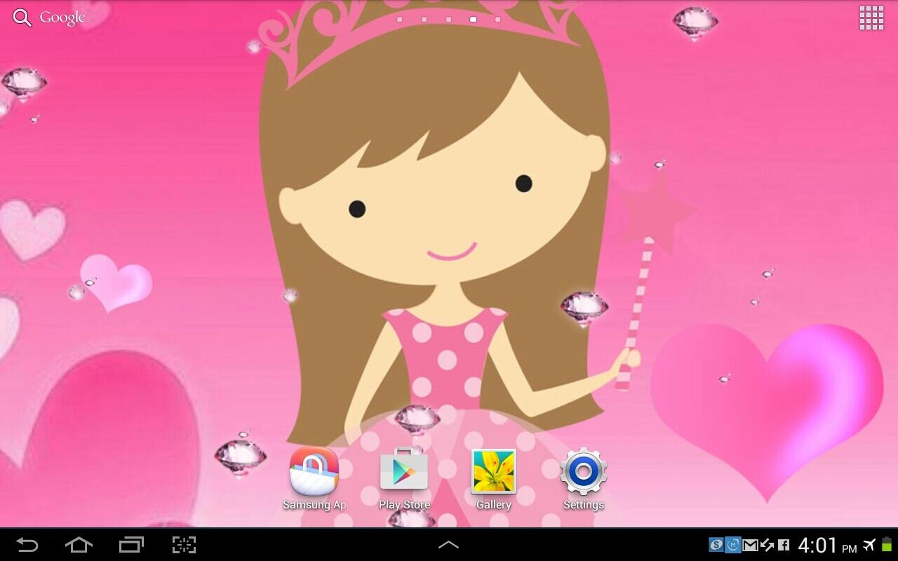 Putri Wallpaper Animasi Apl Android Di Google Play