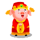 WAStickerApps Year of Pig Festival Stickers for PC-Windows 7,8,10 and Mac